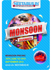 MONSOON PRICING